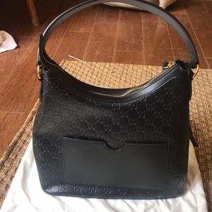 Gucci hobo purse